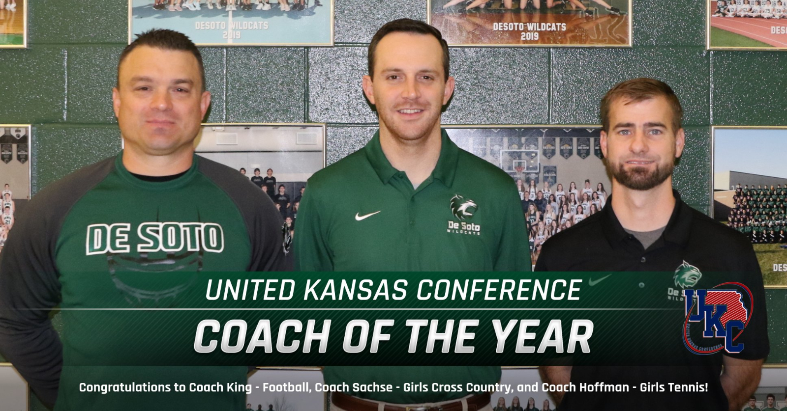 UKC Coaches of the Year