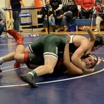 Warner, Nehl and Barger Place at Grain Valley Wrestling Tournament