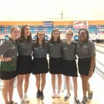 Girls Bowling Takes 1st Place and Sets New Records @ Crown Lanes