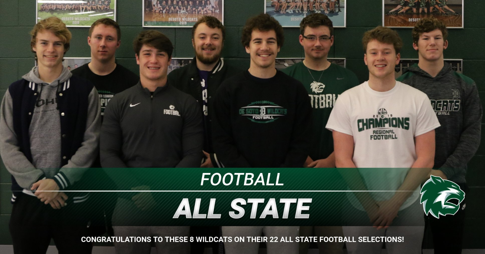 All State Football Selections