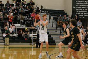 Varsity Basketball vs. Basehor-Linwood 1/17/20