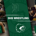 Wrestling Wins Two Duals Wednesday