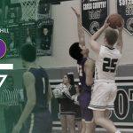 Varsity Boys Basketball defeats Spring Hill 51-47