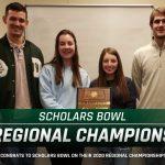 Scholars Bowl Claims Regional Championship