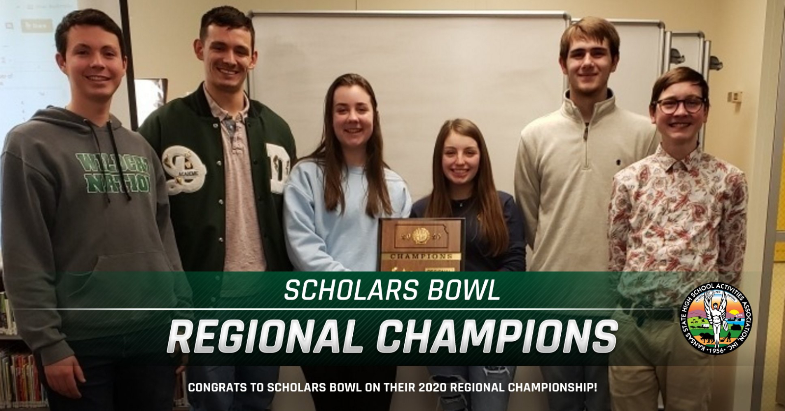 Scholars Bowl Claims Regional Championship