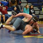 Wrestling Finishes Regular Season with Dual at Eudora