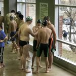 Boys Swimming Competes at UKC Championship Meet