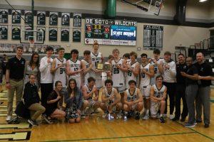 Boys Basketball Sub State Championship