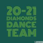 2020-21 De Soto Diamonds Dance Team