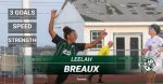 Spring Sports Senior Athlete Spotlight – Leelah Breaux