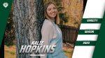 Spring Sports Senior Athlete Spotlight – Kalie Hopkins