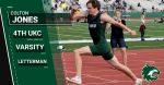 Spring Sports Senior Athlete Spotlight – Colton Jones