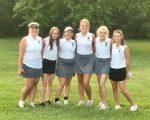 Varsity Girls Golf takes 2nd at Sunflower Hills