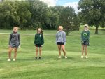 JV Girls Golf Places 3rd at Eagles Landing