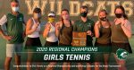 Girls Tennis Claims Regional Championship