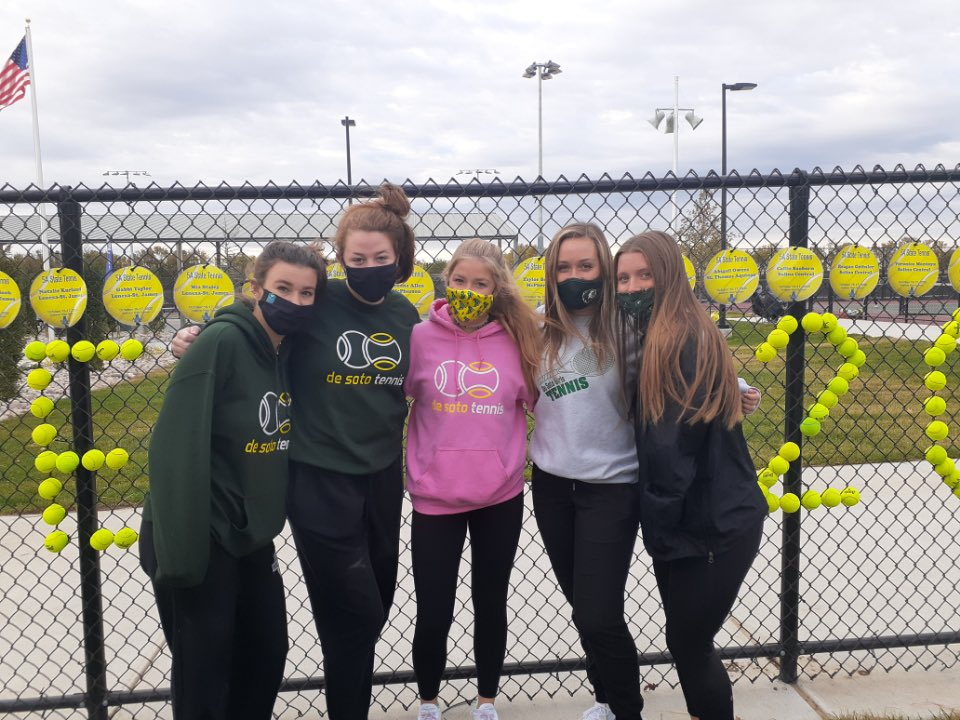 Girls Tennis State