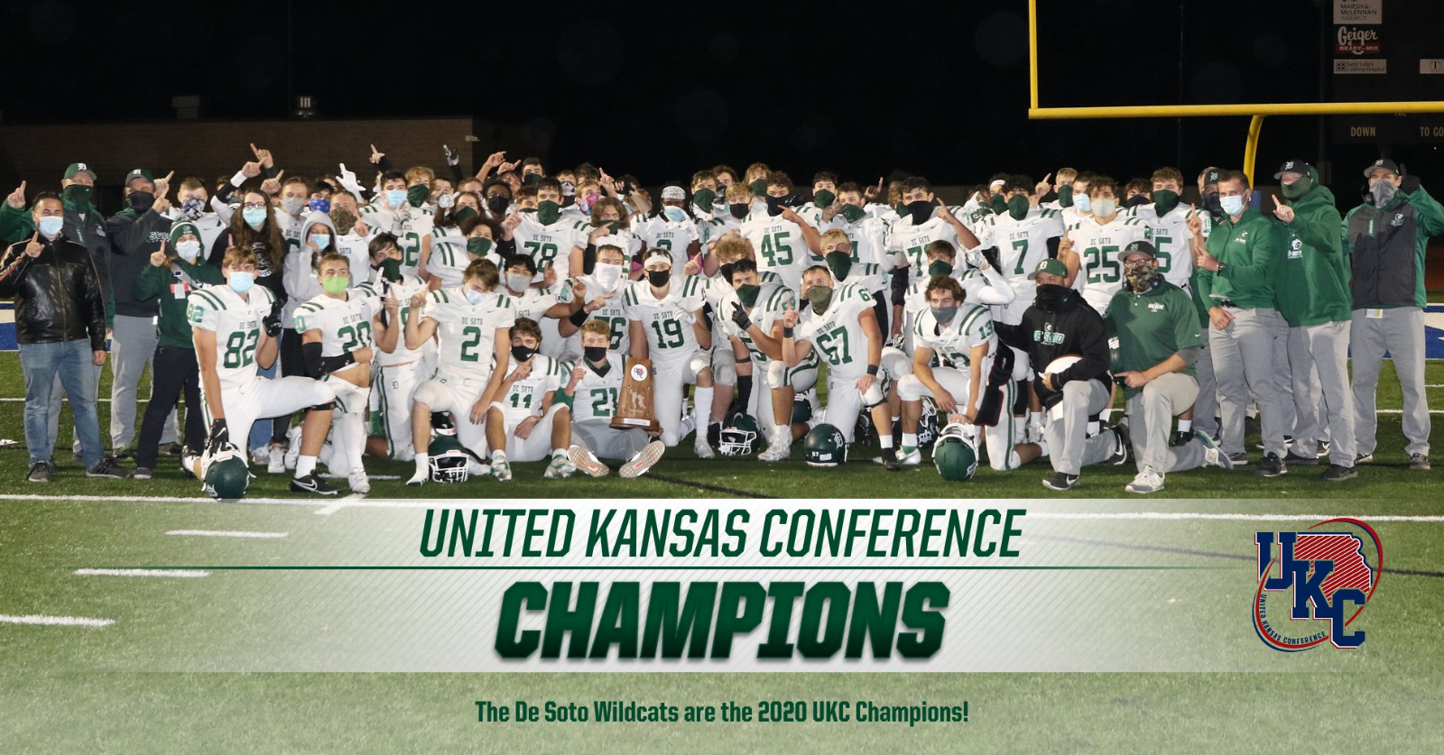 United Kansas Conference Champions