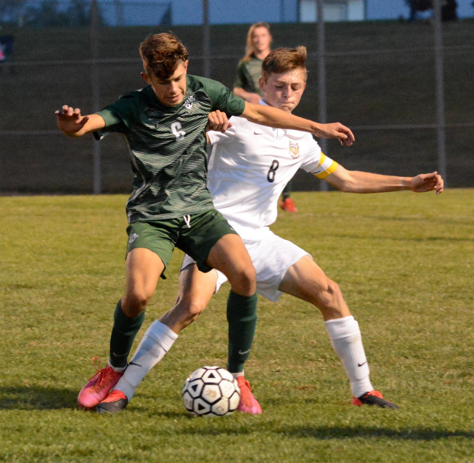 PHOTOS: Varsity Boys Soccer vs. Spring Hill