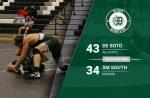 Varsity Wrestling defeats Shawnee Mission South 43-34