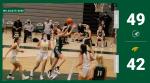 Varsity Girls Basketball defeats Basehor-Linwood 49-42
