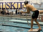 Boys Swimming Results from BVNW on Tues 1/26/21