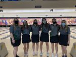 Varsity Girls finish 2nd at Park Lanes 1.28.21