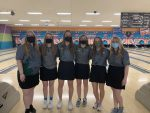 Girls Varsity finishes 2nd Place at Crown Lanes, 2.1.2021
