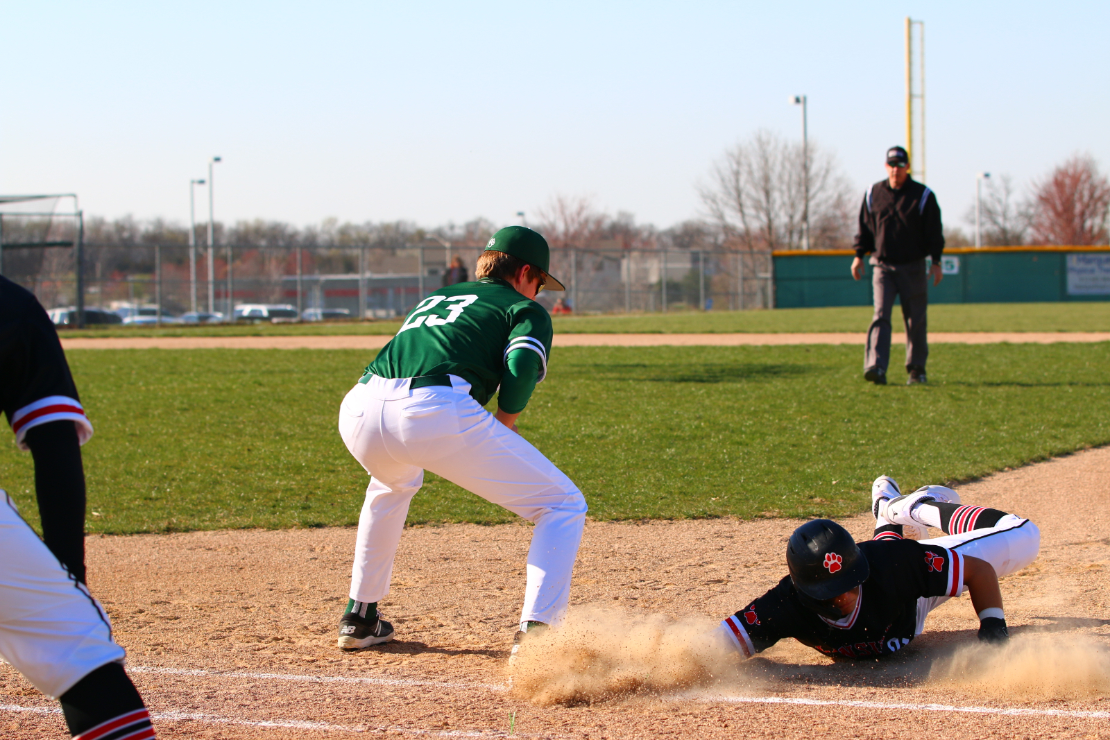 PHOTOS: Varsity Baseball vs. Lansing 4.1.21