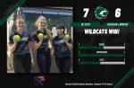 Varsity Softball defeats Basehor-Linwood 7-6
