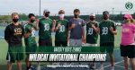 Varsity Boys Tennis Claims Wildcat Inv. Championship
