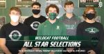 Wildcat Football All Star Selections