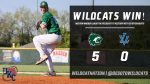 Varsity Baseball defeats Leavenworth 5-0