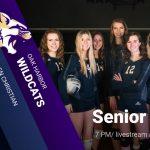 Volleyball Senior Night Tonight