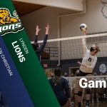 Volleyball plays Lynden today at 3 PM