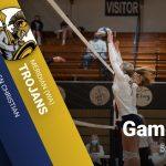 Volleyball hosts Meridian tonight