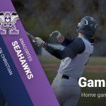 Boys baseball home today at 4:30 PM