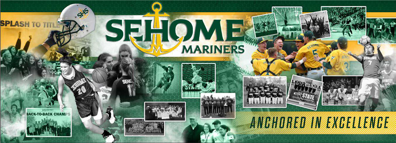 Welcome to the New Home of Sehome Athletics!