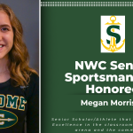 Megan Morrison NWC Sportsmanship Nominee from Sehome