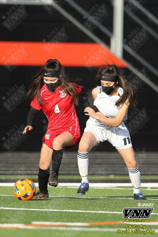 March 1st, 2021 Blaine VS Baker Girls Varsity Soccer