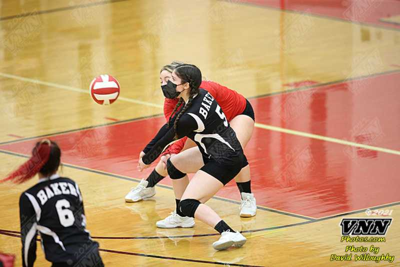 March 8th, 2021 JV Volleyball Mt Baker at Bellingham