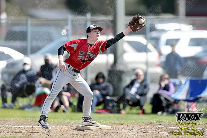 April 6th 2021 – Anacortes at Baker – Varsity Baseball – David Willoughby Photos
