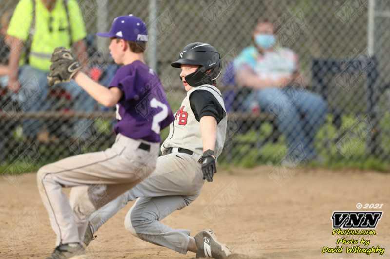 April 21, 2021 Nooksack at Mt Baker 7th Grade Boys Baseball – David Willoughby Photos