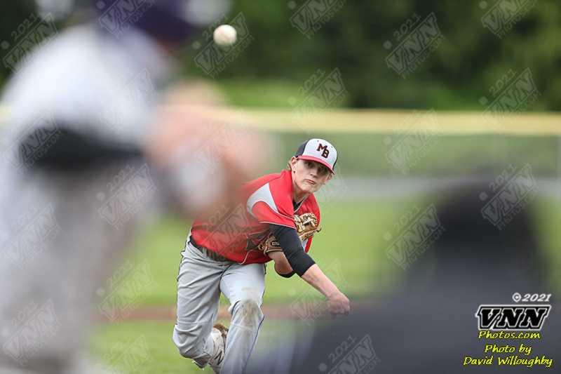 May 6th, 2021 Oak Harbor at Baker Varsity Baseball by David Willoughby