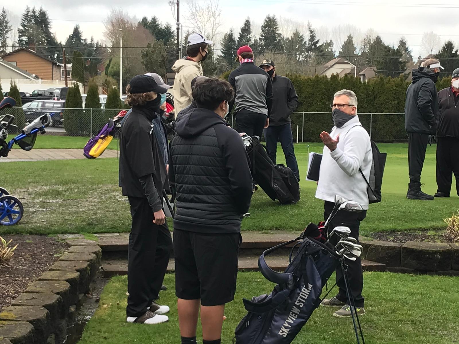 Boys Golf Jamboree!