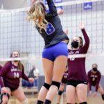 Volleyball vs Wahluke