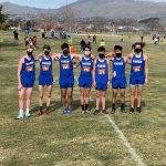 Cross Country Competes Well Against Larger Schools