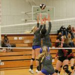 Game Recap- Volleyball at Lake Roosevelt