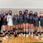 Volleyball Finishes Undefeated