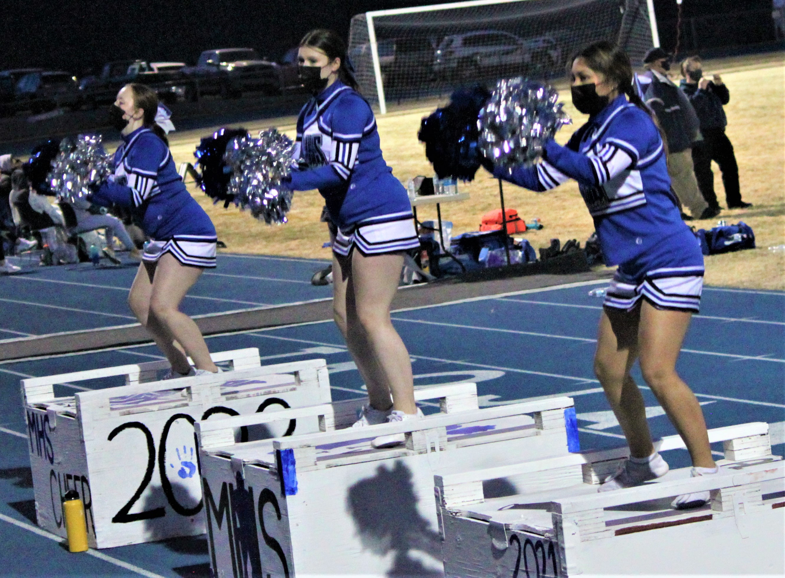 Cheer vs Oroville