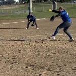 Game Recap-Softball Wins Opener